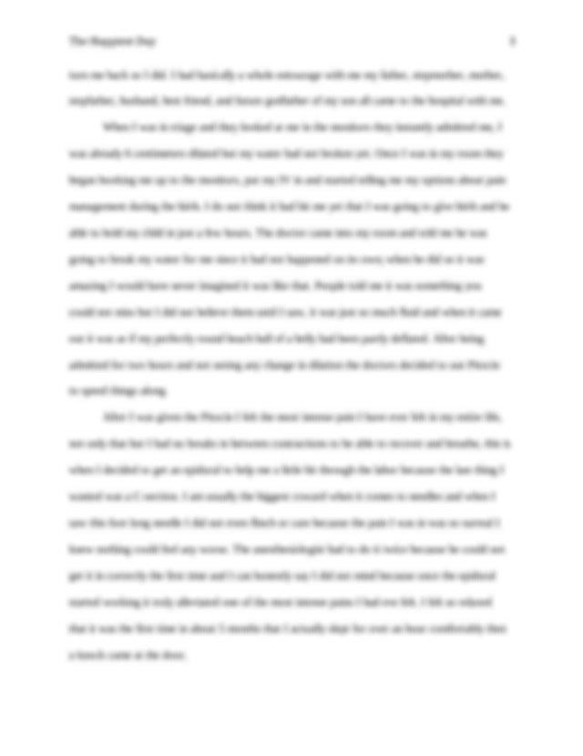 Research writing process
