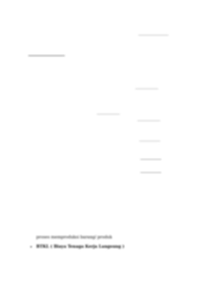 900 6 Contoh Soal Dan Jawaban Akuntansi Biaya Perusahaan Industri Pt Damai Course Hero