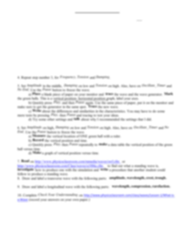 DAY 1 WavesofStringLab classset directions.pdf - PHET ...