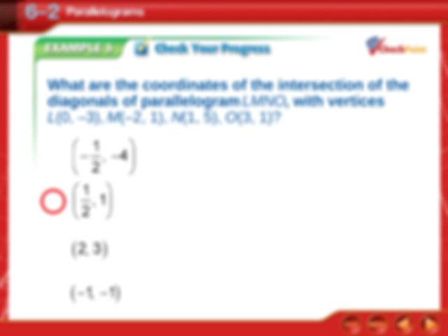 a b c d proofs using the properties of parallelograms