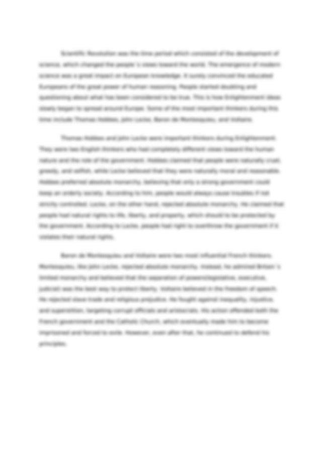 Essay corsica
