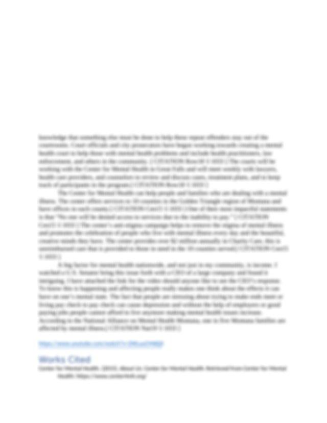 Parts of short essay