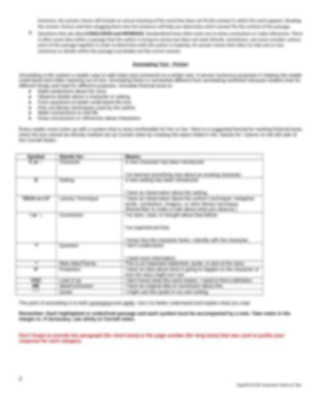 Copy of English III Final Exam 2014 - Holley\u2019s 2014 ...