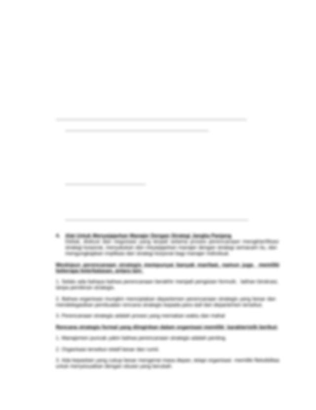 jawaban spm.docx - 1 Yang dimaksud dengan perencanaan strategis progam dan jelaskan manfaat dan ...