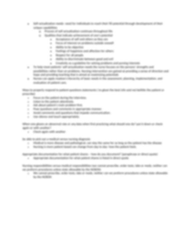 Examples of wellness nursing diagnoses Readiness for ...