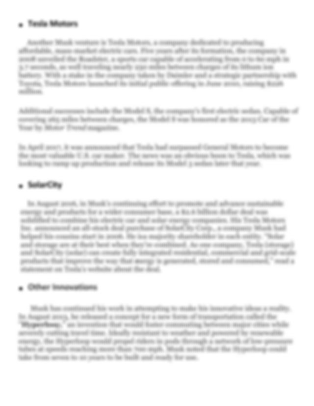 College enterance essay