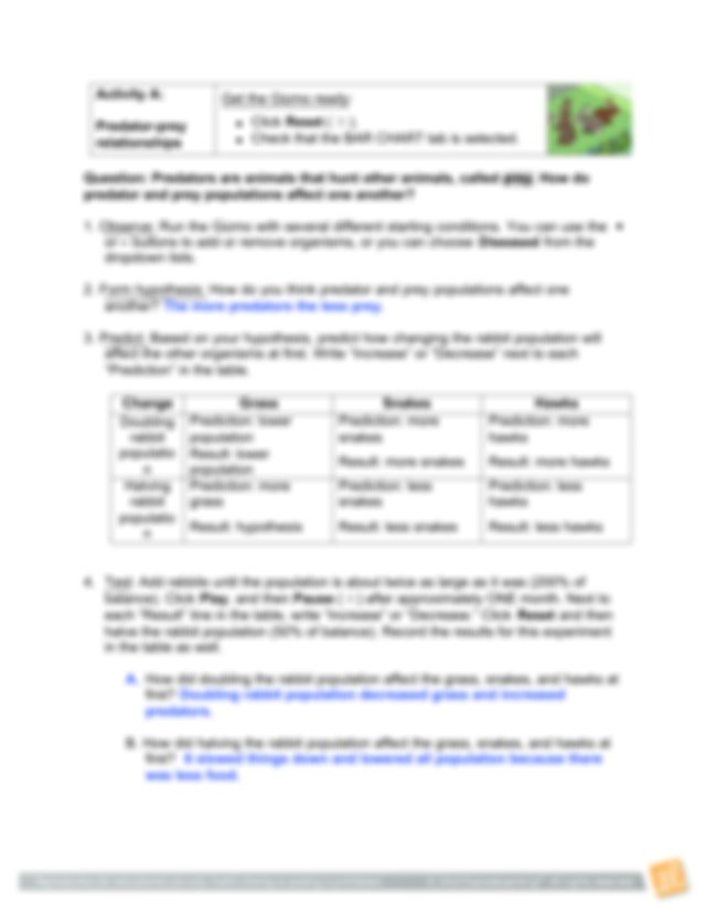 FoodChain gizmo.pdf - Name Jacob sauer Date Format all ...