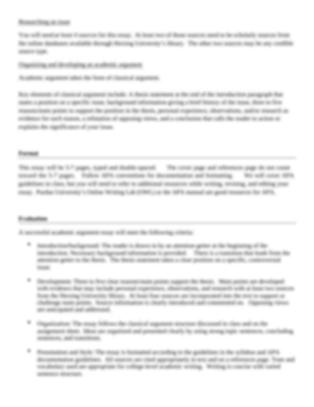 Planning psychology dissertation