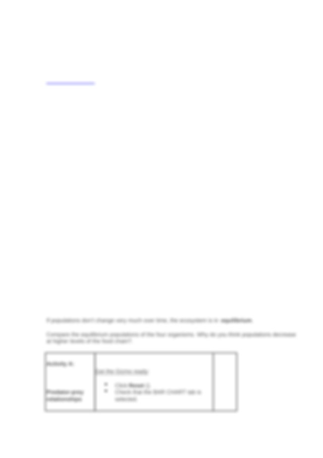 Student Exploration- Food Chain (ANSWER KEY).docx ...