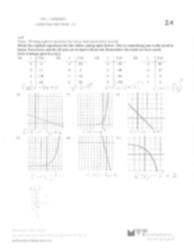 Math 1 Module 2 Hw Answers Pdf