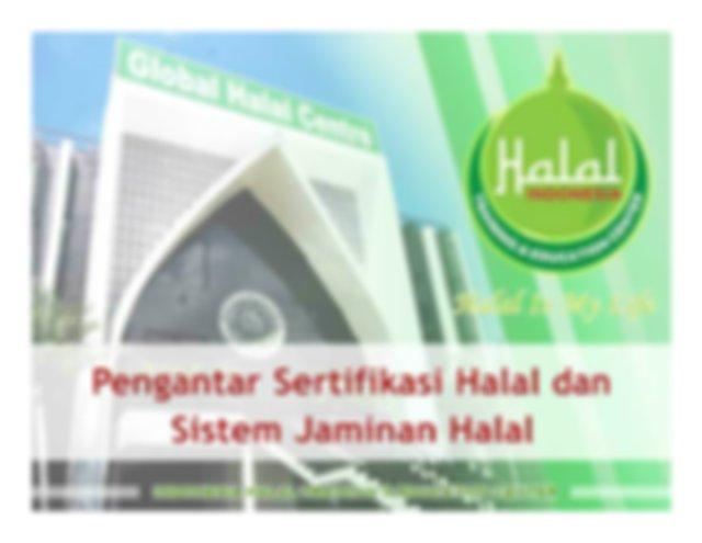 1. Pengantar Sertifikasi Halal_ Rev.2 2018.pdf - Pokok ...