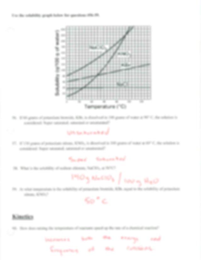 S2 Chemistry Final Review Packet Answer Key.pdf - Chemistr ...