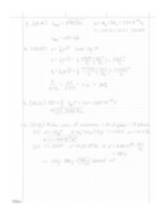 Homework4_solutions.pdf - Problem 13 a Use the ideal gas ...