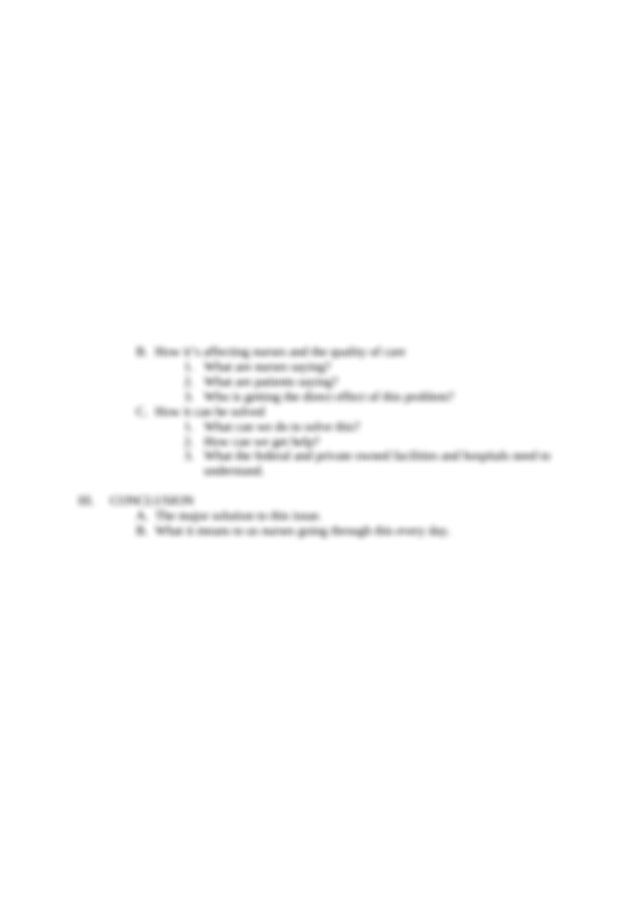 Essays to Answer Questions from