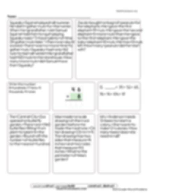 3rd grade word problem worksheets book3.pdf ...