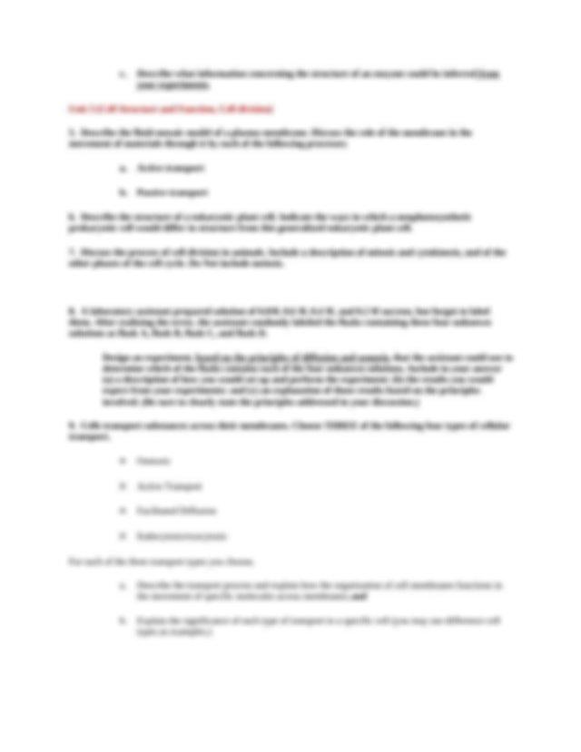 Informative essay on fear