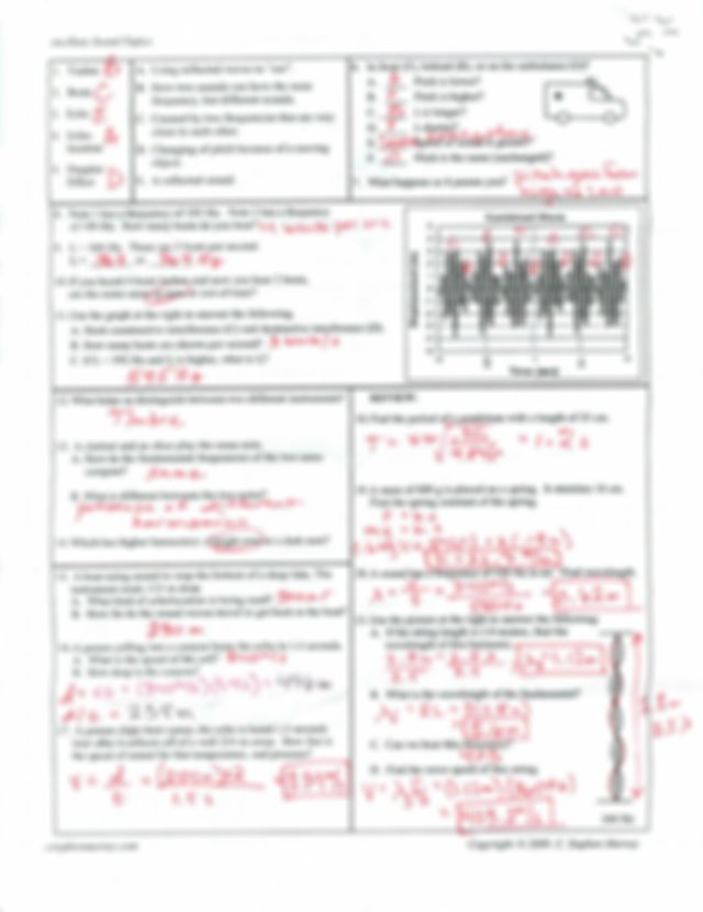 sound_worksheets_key.pdf - me Peri'od Ch 13:1 How we graph ...