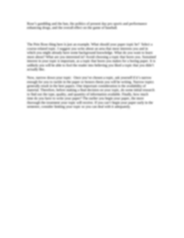 How to Write the Montclair State University Essay
