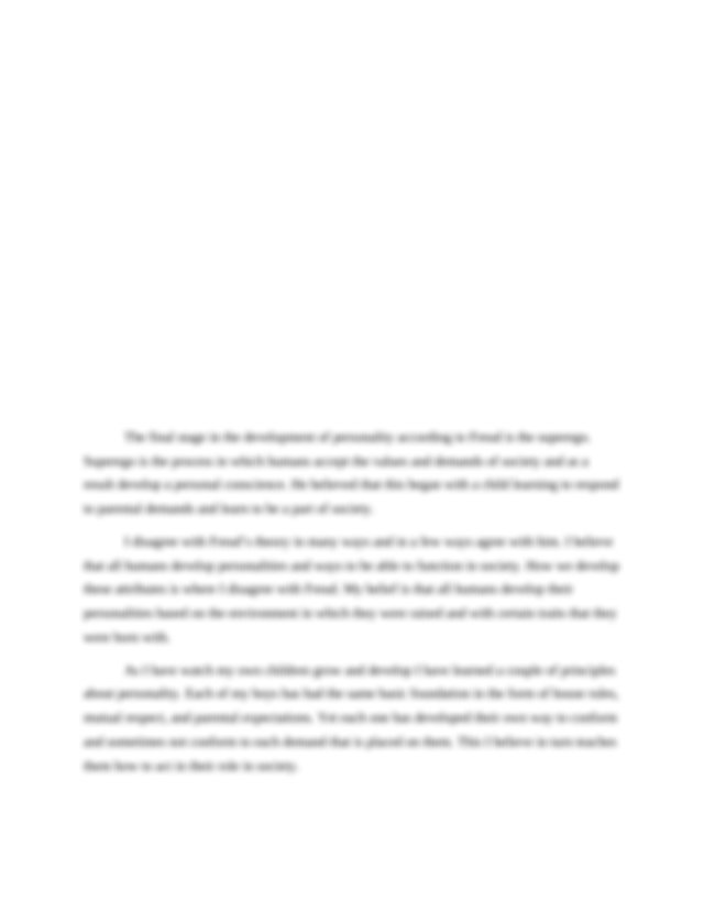 Tips for writing a strong thesis statement