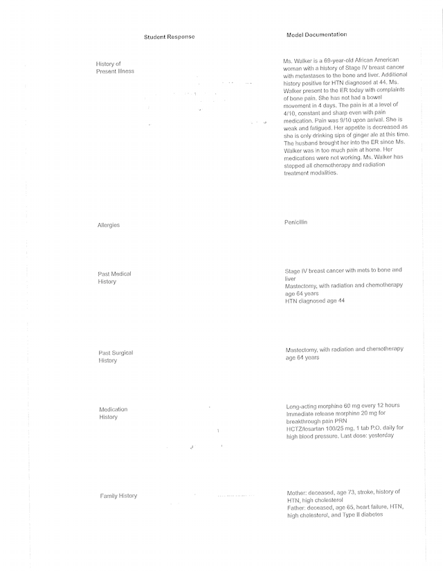 3 months scan report of stores
