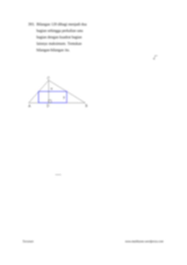 394 Jika AB 12 dan CD 6 tentukan x dan y agar luas persegi ...