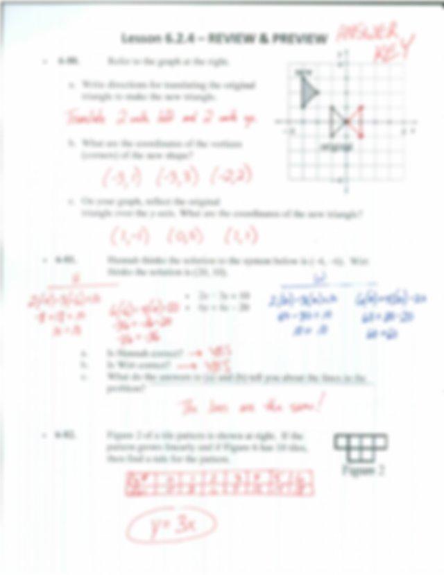 cc3 - homework 6.2.4 - answer key.pdf - Lesson 6.2.4 ...