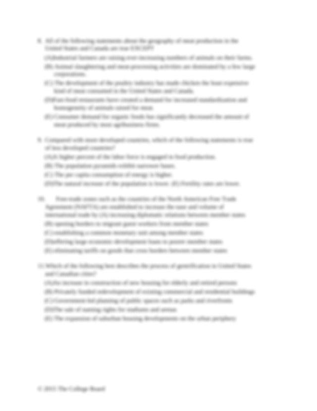 Define essay question