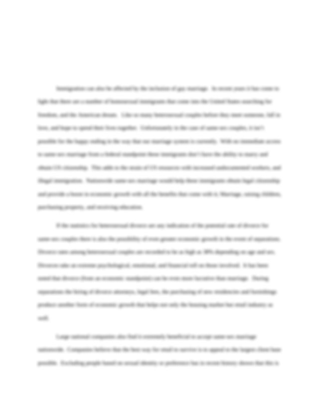Thesis biography