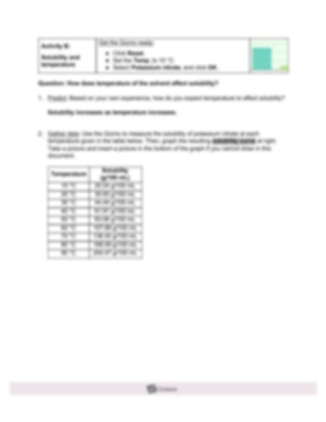 Temperature & Solubility Gizmo.pdf - Name Adamaris Delgado ...
