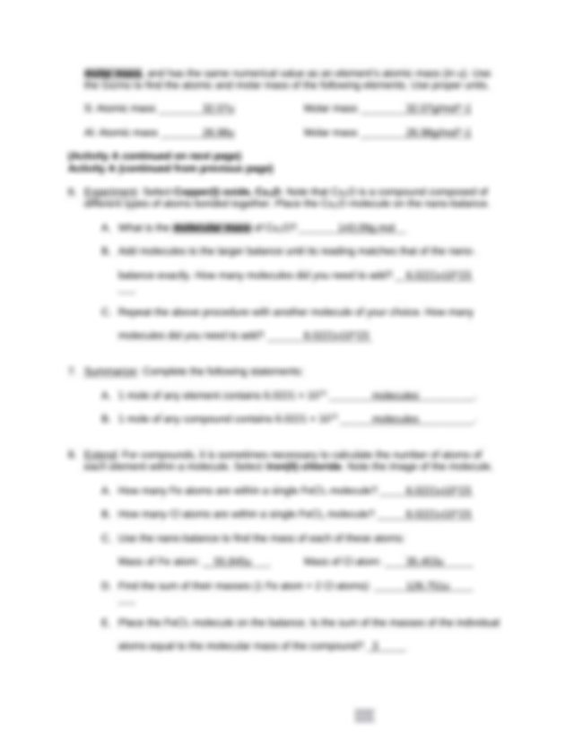Student Exploration Sheet_Gizmo_Moles (1).docx - Name Date ...