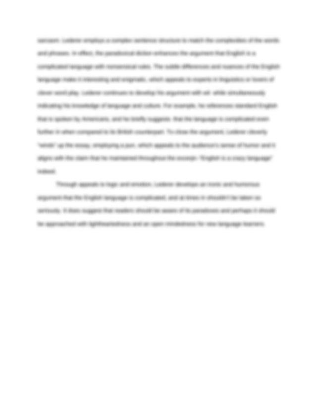 Geloof en wetenschap essay