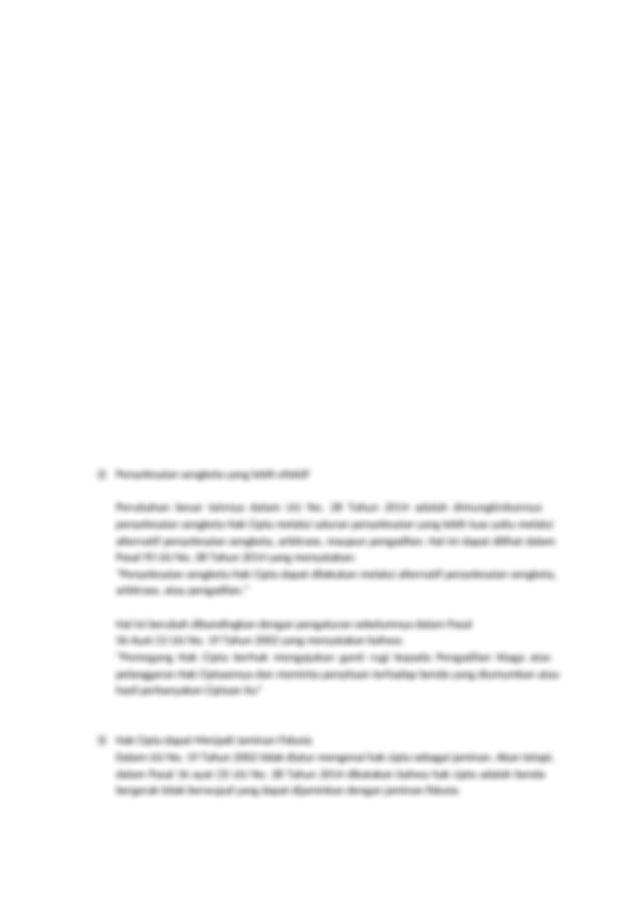 D3 HKI.docx - Apakah perbedaan pengaturan Hak Cipta ...