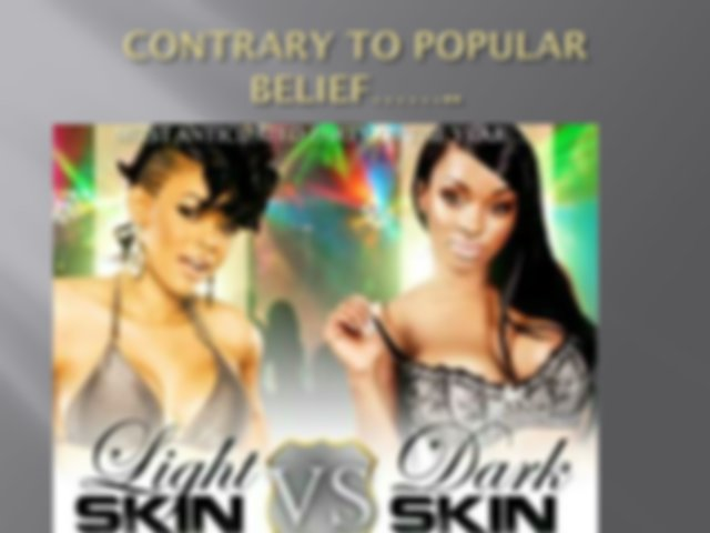 Colorism Presentation - Definition Historical Roots of ...