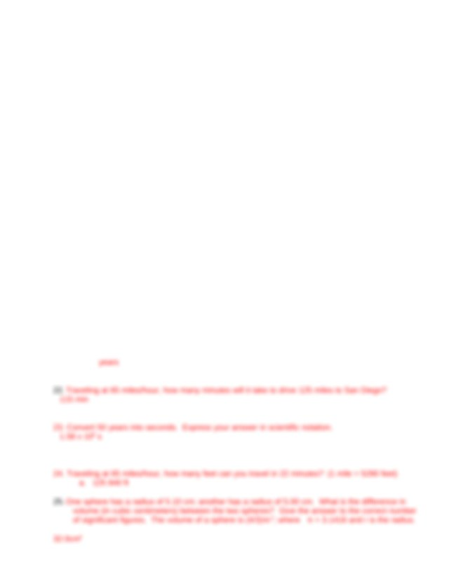Dimensional Analysis Worksheet with solutions.doc ...