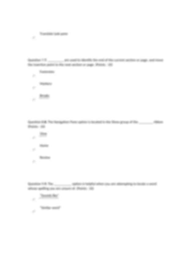 ITC 111_Lesson 3-3.1_ Multiple Choice Quiz - Unit 3 Lesson ...