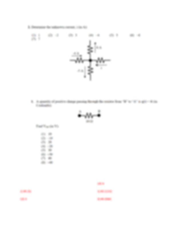 ECE 20001_ Practise QUESTIONS FOR exam 1 (3).pdf - Answer ...
