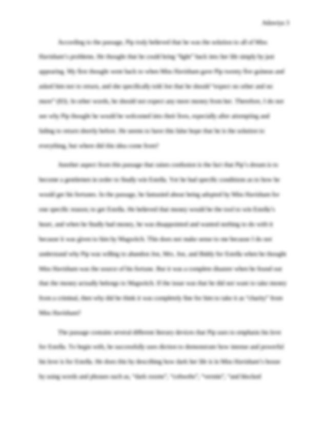 An Analysis of the Narration In Sonnys Blues by James Baldwin