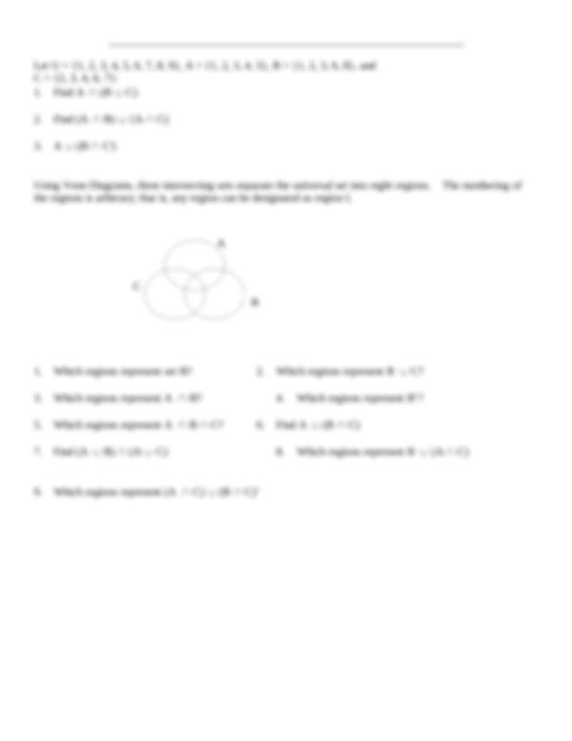 Wiring Diagram 13 A Union B Venn Diagram Manual Guide