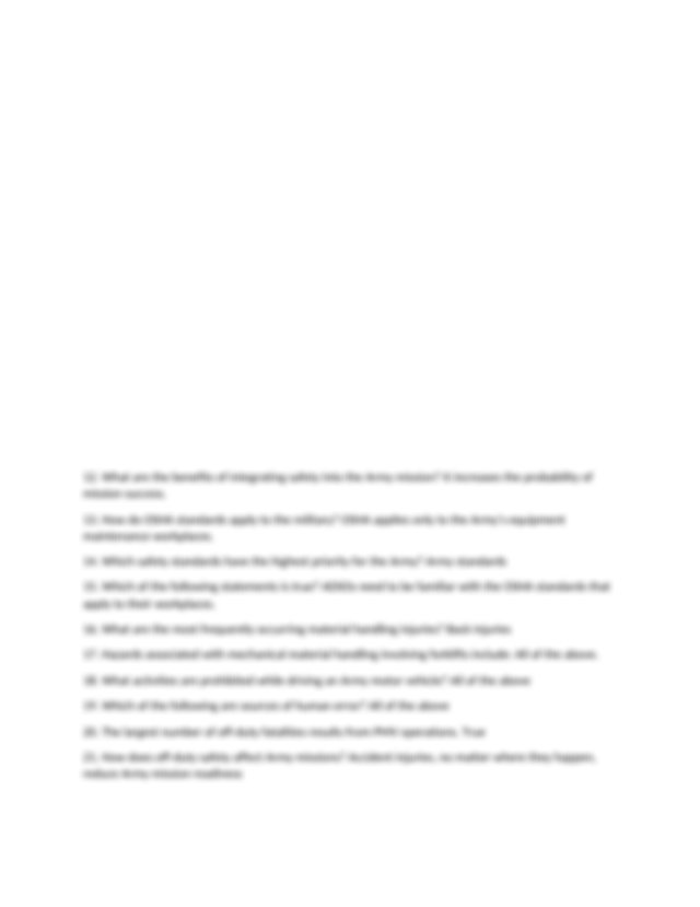 ADSO Exam.docx - 78 1 The Heinrich model D All of the ...