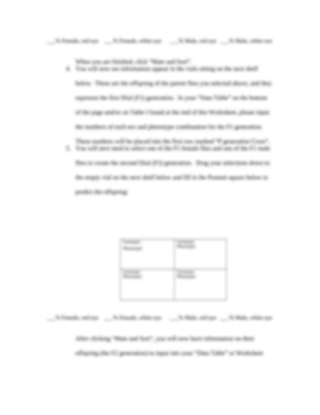 Lab 6. Sex-linked traits WorkSheet.doc - Virtual Lab Sex ...