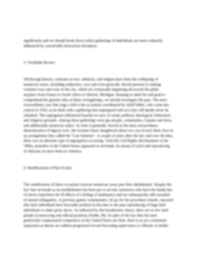Black arrow essay questions