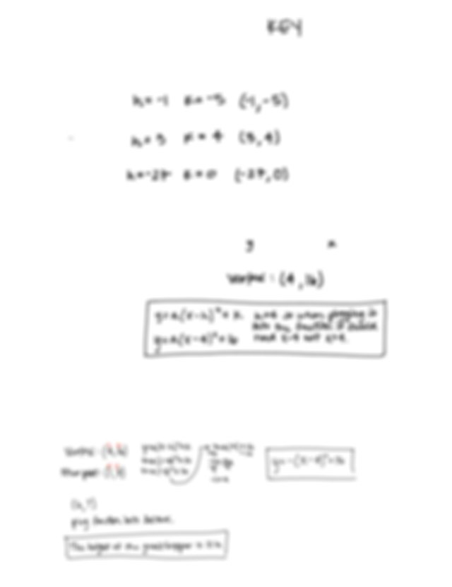 Algebra Ch 4A Lesson 4.2 Homework.pdf - KEY Algebra 2 Name ...
