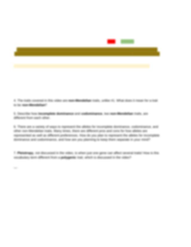 Copy_of_Incomplete_Dominance_WS - Amoeba Sisters Worksheet ...