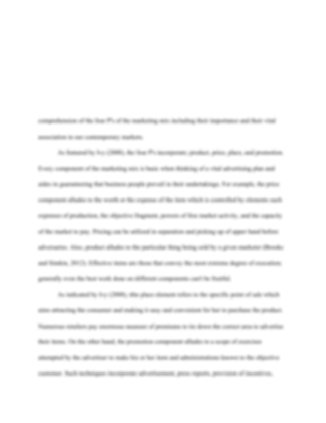 Family customs essay