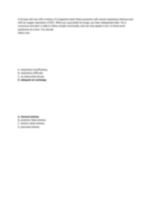 Which of the following statements regarding anaphylaxis is ...