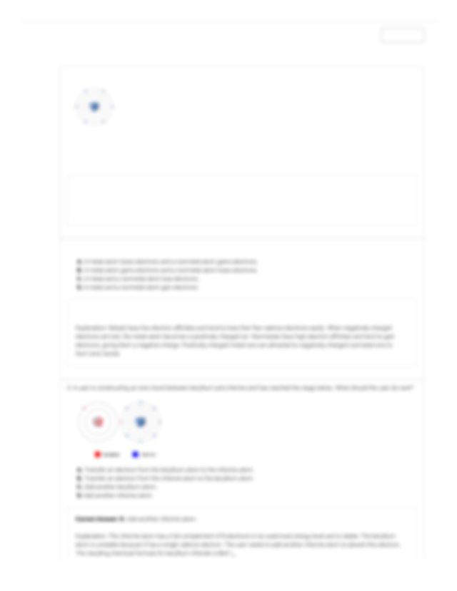 Ionic Bonds Gizmo - ExploreLearning.pdf - ASSESSMENT ...