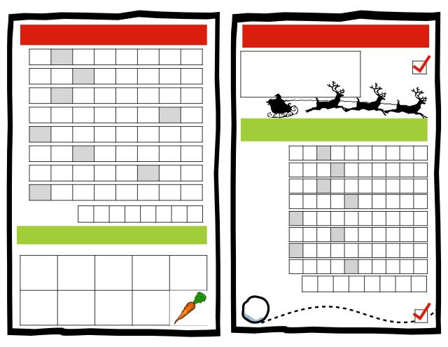 Copy_of_5_ANSWER_KEY.pdf - TASK 5 CHRISTMAS RIDDLE Write ...