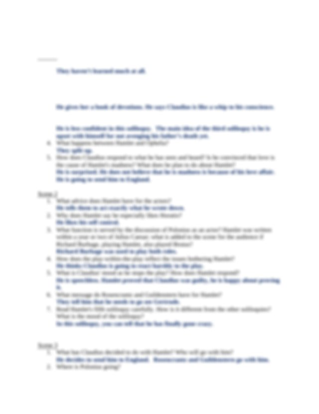 Techniques for writing a thesis statement