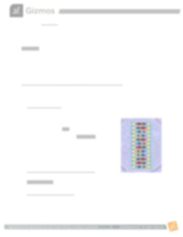 RNA Protein Synthesis GIZMO Exploration Guide.docx - Name ...
