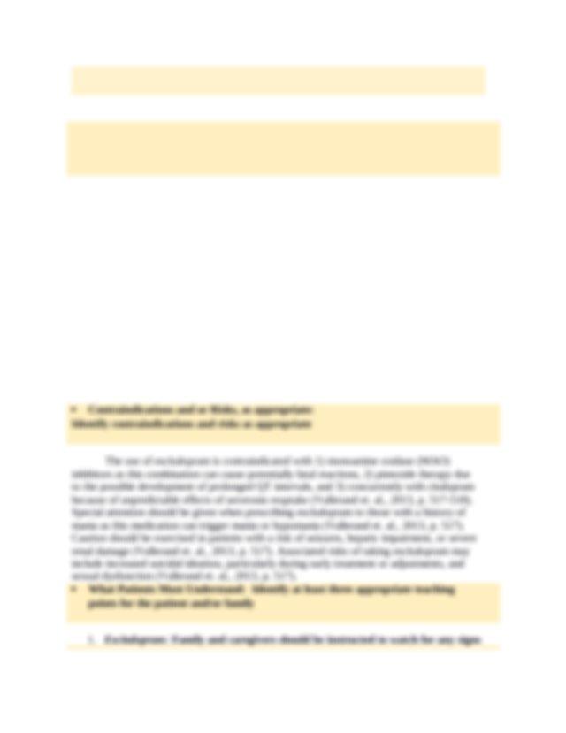Depression Case Study.docx - Running head DEPRESSION CASE ...